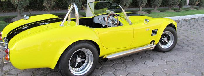 Projet AC Cobra